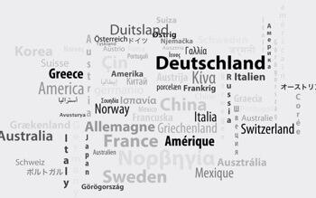 Konvertierung von ISO Ländercodes